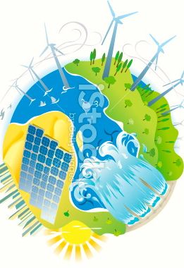 Alternative energy websites with a lot of info for research paper?